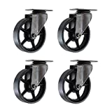 antique caster wheels - (Set of 4) 4