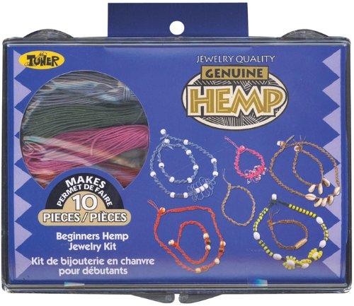 Beginners Hemp Jewelry Kit- 1 pcs sku# 659352MA