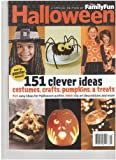 Disney Family Fun Special Edition Halloween Magazine (151 Clever ideas, Special Edition 2010)