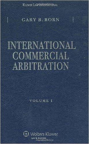 International Commercial Arbitration: Amazon.es: Gary B. Born ...
