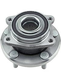 WJB WA513263 - Front Wheel Hub Bearing Assembly - Cross Reference: Timken HA590219 / Moog 513263 / SKF BR930711