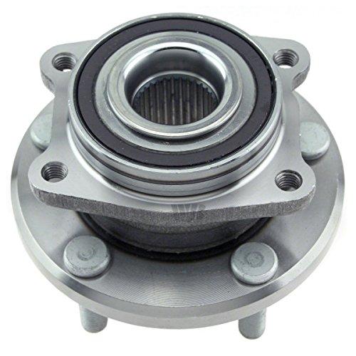 WJB WA513263 Moog 513263 Cross Reference Timken HA590219 SKF BR930711 Front Wheel Hub Bearing Assembly
