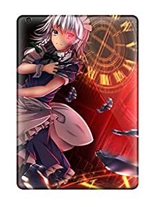 2955897K30392953 Tpu Phone Case With Fashionable Look For Ipad Air - Anime - Touhou