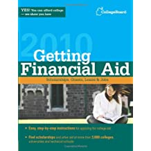 Getting Financial Aid 2010 (College Board Guide to Getting Financial Aid)