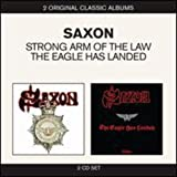 Saxon: Classic Albums (2in1) (Audio CD)
