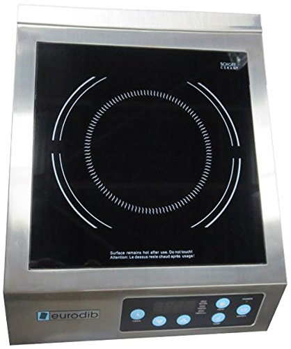 eurodib cooktop single induction - 2