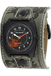 Paul Frank Unisex CAMB0404 Junior's Military Bell Watch