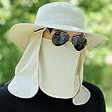 HAIPENG gorra Verano Gorros Para El Sol Sombreros Viseras Gorras Gorro De  Pescador Pare Hombre Pescar 2a39e9051d1
