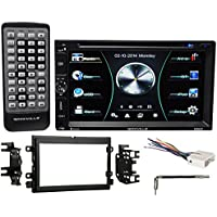 2007-2008 Ford F-150 Car DVD/iPhone/Spotify/Bluetooth/USB Receiver Stereo Radio
