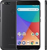 Smartphone Xiaomi Mi A1 dual Android one 7.1 Tela 5.5 64GB Camera dupla 12MP bateria 3080mah - Preto