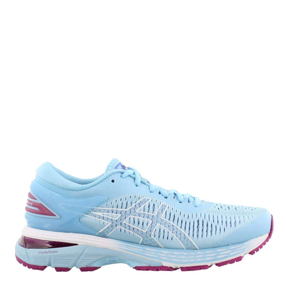 ASICS Gel-Kayano 25 Women's Shoe, Skylight/Illusion Blue, 5.5 B US by ASICS (Image #1)