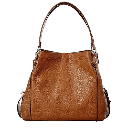 Buy coach brown leather bag