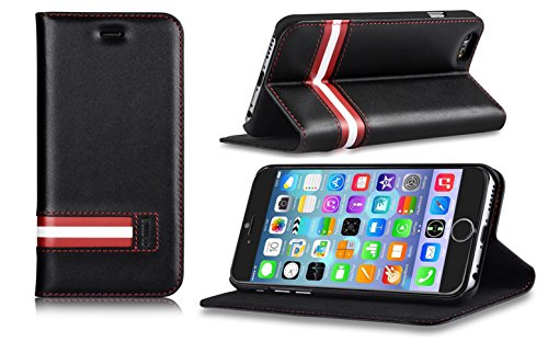 comma-bally-series-100-real-genuine-flip-leather-case-cover-skin-for-iphone-6-true-black