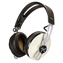 Sennheiser HD1 Wireless Headphones with Active Noise Cancellation - Ivory