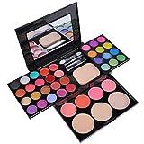 Miswilsi Foundation Thirty-nine Color Blusher Cosmetic Women Eyeshadow Fashion Lipstick