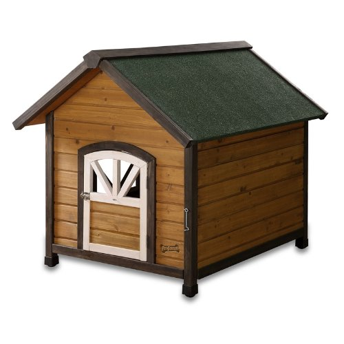 Pet Squeak Doggy Den Dog House, Large