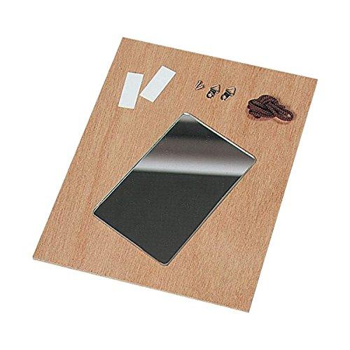 (業務用20セット) SNZ 掛け鏡芯材 角鏡 AV デジモノ パソコン 周辺機器 用紙 手作りキット top1-ds-1914095-ah [簡素パッケージ品] B07545J9XL