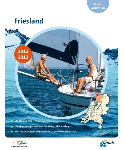 Friesland (ANWB wateratlas)