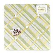 Leap Frog Fabric Memory/Memo Photo Bulletin Board by Sweet Jojo Designs