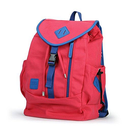 drftghbd - Bolso mochila  para mujer c b