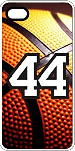 Basketball Sports Fan Player Number 42 White Rubber Decorative iPhone 6 PLUS Case