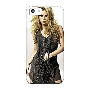 New Style 5c Protective Cases Covers/ Iphone Cases - Shakira 2010 Photoshoot