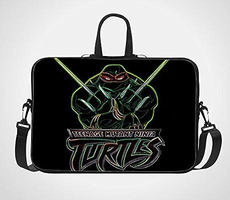 Amazon.com: two Side Custom laptop case Teenage Mutant Ninja ...