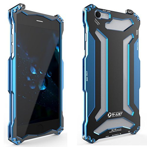 iPhone 6/6S Metal Case, CHEETOP Premium Cool Ultra-thin Shockproof...