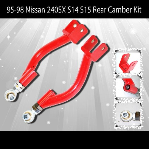 NISSAN 95-98 S14 S15 Rear Camber Kit