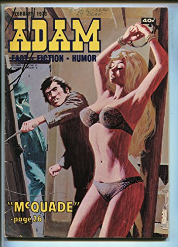 adam-2-1973-kenmore-press-whipping-bondage-torture-hard-boiled-pulp-fiction-vg-