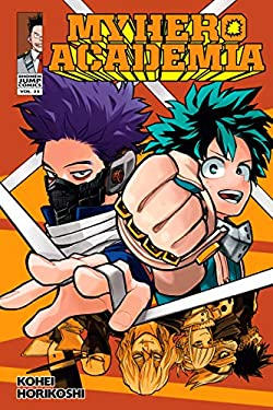 My Hero Academia, Vol. 23: Our Brawl