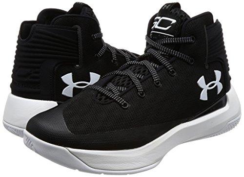 Under Armour Curry SC 3Zero–Zapatillas de Baloncesto Para Hombre, Tamaño UA EU/US: 40/7