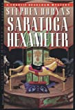 Saratoga Hexameter, Stephen Dobyns, 0670825689