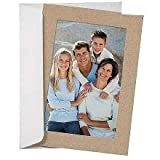 'Simplicity' DESERT SAND Photo Insert Card sold in 10s - 4x6