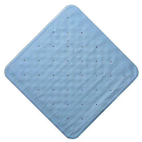 Veeyoo Bath Mat For Tub Natural Rubber Mildew Resistant