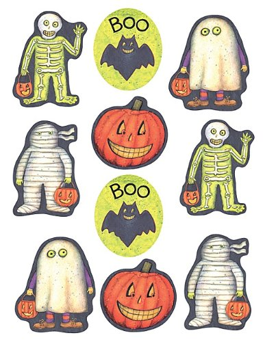 Teacher Created Resources Halloween Accents Pack from Susan Winget (4738)