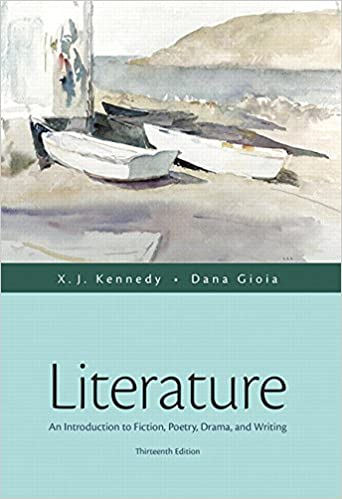 Amazon literature an introduction to fiction poetry drama literature an introduction to fiction poetry drama and writing 13th edition 13th edition fandeluxe Images