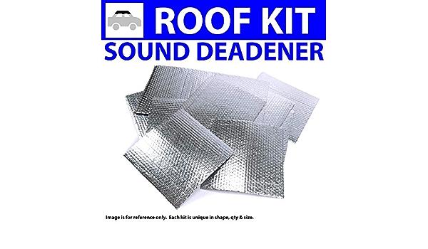 for 36-38 Lincoln ~ Headliner Roof Kit Zirgo 314190 Heat and Sound Deadener