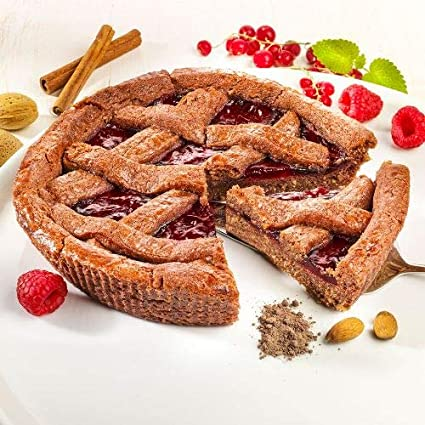 Autenrieth S Dinkel Linzer Torte Amazon De Lebensmittel Getranke