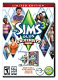 Electronic Arts The Sims 3 Plus University Life - Juego (Mac / PC, Simulación, Maxis, T (Teen), Electronic Arts)