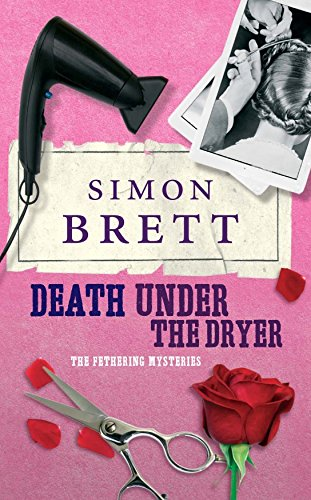 book cover of Death Under the Dryer