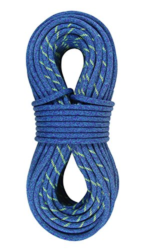 STERLING Fusion Ion R 9.4mm Bicolor Dynamic Climbing Rope - Blue 70m