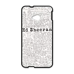 Ed Sheeran Htc One M7 Cell Phone Case Black GY032476