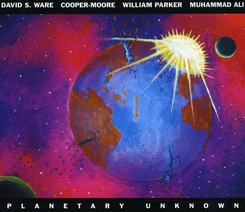 CD : Cooper Moore - Planetary Unknown (Digipack Packaging)