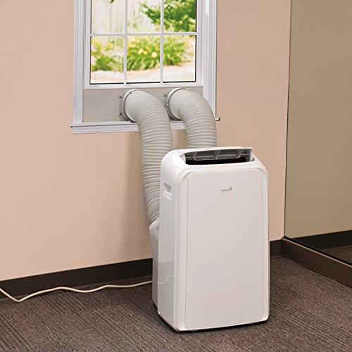 Portable Exhibition Unit : Ivation btu portable air conditioner dual hose ac
