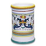 Ricco Deruta Hand Painted Wine Cooler from Italy