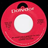 Where The Boys Are/My Heart Has A Mind Of Its Own (NM 45 rpm)