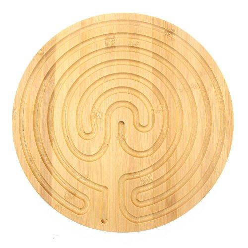 Finger Labyrinth for Meditation and Prayer - Cretan Style...