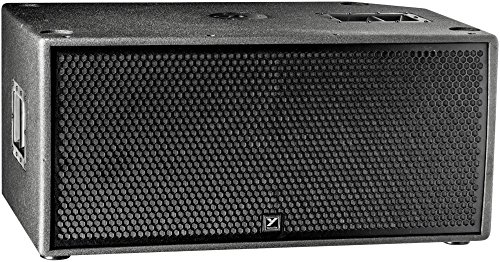 (Yorkville 4800W 2X15in Powered Subwoofer)