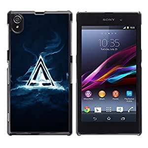 Hot Style Cell Phone PC Hard Case Cover // M00101970 amaranthe music // Sony Xperia Z1 L39